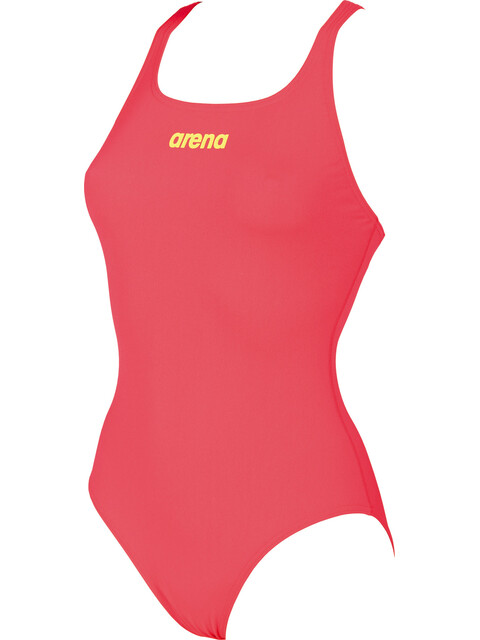 arena Solid Swim Pro Swimsuit Women red
